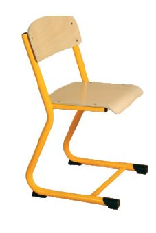 school chair LOW