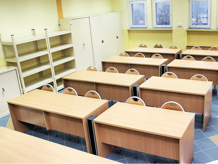 Universal classroom furnishing