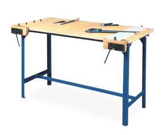 school woodworking table